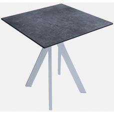 Τραπέζι αλουμινίου καπάκι compact
