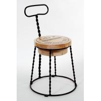 Καρέκλα PF CHAMPAGNE CHAIR METAL