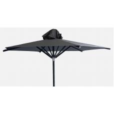 Ομπρέλα αλουμινίου 2.20 γκρι