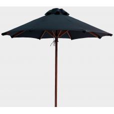 Ομπρέλα ξύλινη φ.2,50